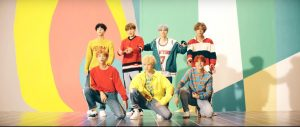 ترجمه و دانلود آهنگ کره ای DNA از BTS